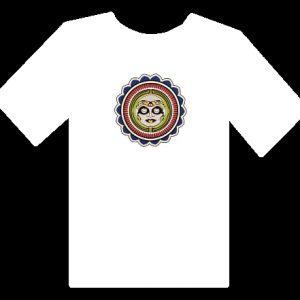 Franky Garcia Moksha Symbol Shirt White XL