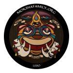 Lebo-Moksha-Symbol-Sticker Lebo Moksha Symbol Sticker